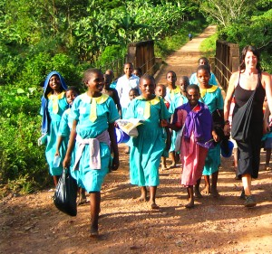 global acupuncture project africa