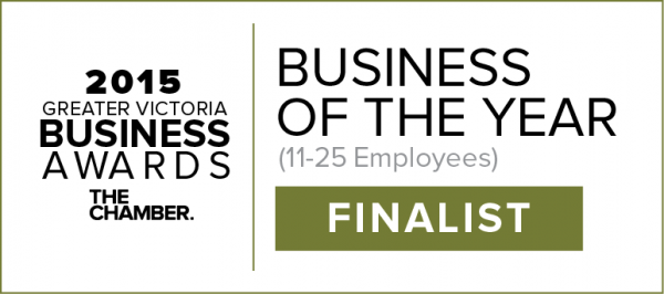 2015 Business of the Year Finalist