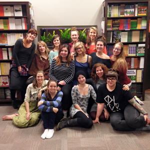 doula students fall 2015