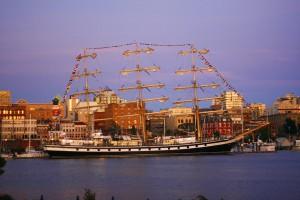 victoria ship