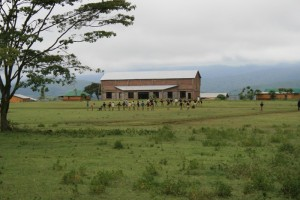 africa schoolyard