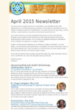april 15 newsletter