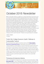 oct 15 newsletter