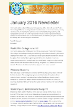 Jan 16 newsletter
